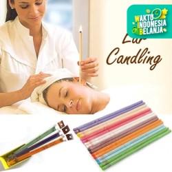 (1Pasang) Ear Candle Indian Original Terapi Telinga Terompet