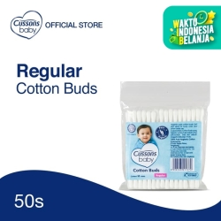 Cussons Baby Cotton Buds 50's Reguler