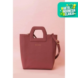 Tas Hand Bag Kendal Dusty Pink Merche