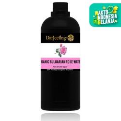500ml Organic Bulgarian Rosewater 100% Murni Air Mawar Bulgaria