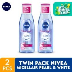NIVEA Micellair Pearl & White 200ml - Twin Pack