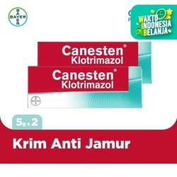 Canesten Cream anti jamur 5 gram x 2 Unit