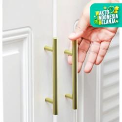 Bodoa | handle gagang pintu laci lemari jendela tarikan panjang emas
