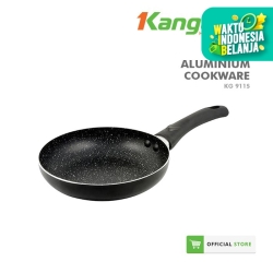 Kangaroo Frypan-Teflon-Wajan KG911S Marble diameter 26 cm
