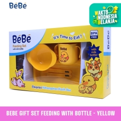 BEBE Gift Set Feeding With Bottle