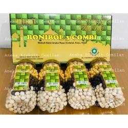 Cokelat Bonibol D King 3 Combi 4 Toples @ 250 gram