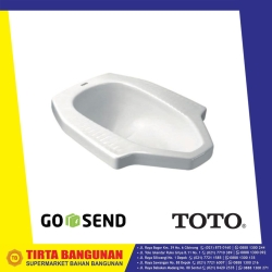 TOTO CE7 CLOSET JONGKOK WHITE (GOSEND)