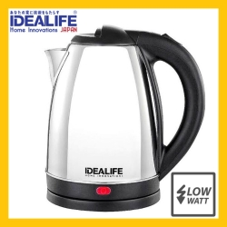 Stainless Electric Kettle - Teko Listrik Stainless 1.8Liter IL-110
