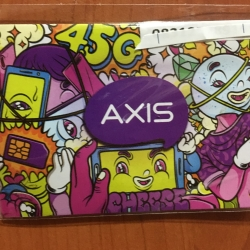 Kartu Perdana AXIS 0k / SP AXIS 0K Area Jabodetabek + Banten