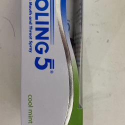 Cooling5 / Cooling 5 Antiseptik Mulut 15