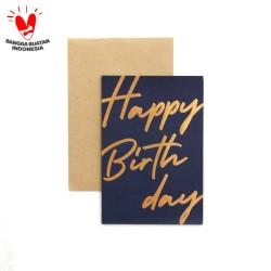 Kartu Ucapan ulang tahun / Birthday Harvest Amazing Bday 04-04