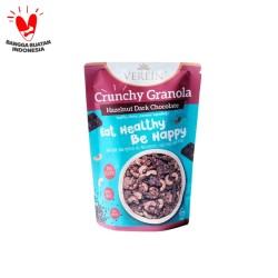Crunchy Granola Hazelnut Dark Chocolate