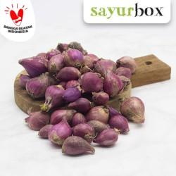 Bawang Merah Conventional 200 gram Sayurbox