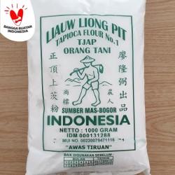 Sagu tani / liauw liong pit / Tapioca Flour / Tepung tapioka