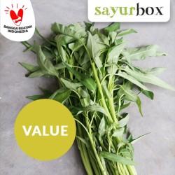 Kangkung Conventional 250 gram Sayurbox