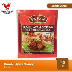 Pazar Bumbu Ayam Goreng Special Sachet 40 gr