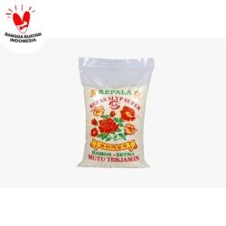 Beras Putih Bunga 3kg White Rice Setra Ramos SLYP Pulen Enak Murah