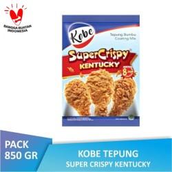 [PACK] KOBE Tepung Bumbu Kentucky Super Crispy 850gr