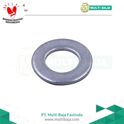 SUS 304 Ring Plat (Flat Washer) M8 x 18