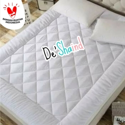 HOTEL BED MATTRESS (MATRAS) Protector/Topper size Uk. 100