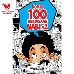 Komik 100 Kebiasaan Nabi Jilid 2