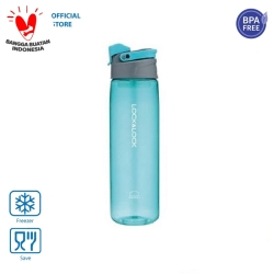 Lock&Lock Botol Air Minum Easy Stopper Bottle 950ml HLC950BLU/PIK/GRN