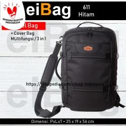 Tas travel - Backpacker - Ransel multifungsi eibag 611