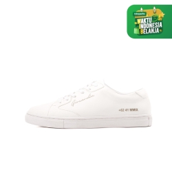LOW ANKLE HOVER 06 - TRIPLE WHITE - MEN