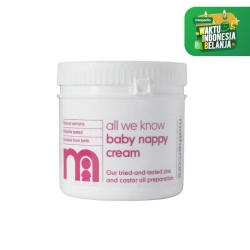 Mothercare All We Know Baby Nappy Cream - 150ml - 495905