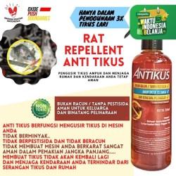 pengusir tikus/anti tikus mobil parfum tikus
