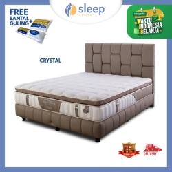 SC Spring Air Bed Set Crystal