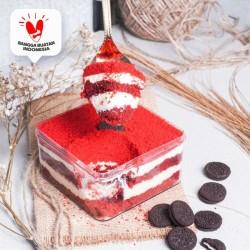 Red Velvet Dessert Box