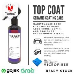 Top Coat - Spray Untuk Perawatan Ceramic Coating Maintenance Care