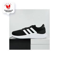 Sepatu Running/Lari Adidas Lite Racer 2.0 Black White EG3283 Original