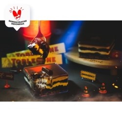 Toblerone Dessert Box