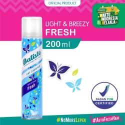 Batiste Light & Breezy Fresh Dry Shampoo 200 ml