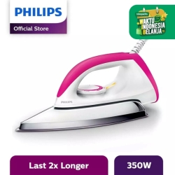 Philips Classic Dry Iron Pink - HD1173/40