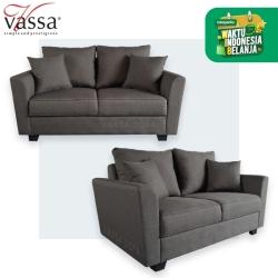Sofa 2 dudukan Vassa - VAS004