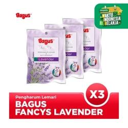 Triple Pack Bagus Fancys Lavender