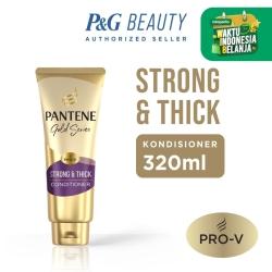 Pantene Kondisioner Pro-V Gold Series Strong & Thick 320ml