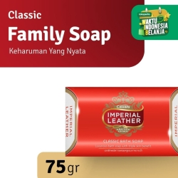 Imperial Leather Bar Soap Classic 75gr
