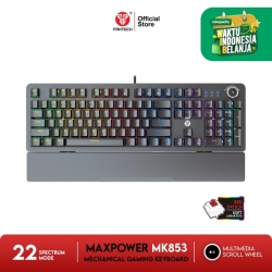 Fantech MAXPOWER MK853 Mechanical Keyboard Gaming - Red Switch