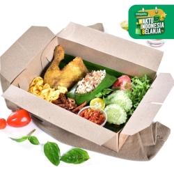 Brown Rice Uduk - SESA Food