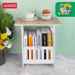 AONEZ Meja Sudut / Meja Ngopi / Meja Majalah 36*24*40cm