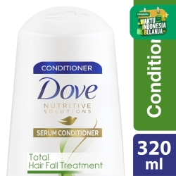 Dove Nutritive Solutions Hair Fall Conditioner Rambut Rontok 320Ml