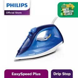 Philips Setrika Uap GC2145/25 - Steam Iron Blue