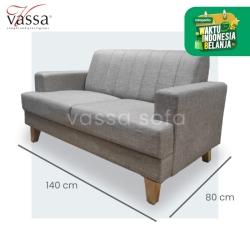 SOFA 2 SEATER / SOFA MARCELLA / VASSA SOFA