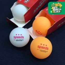 Bola PingPong Ping Pong Tenis Meja Ball Speeds x Butterfly 3pcs 32-1