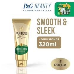 Pantene Kondisioner Pro-V Gold Series Smooth & Sleek 320ml
