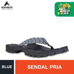 Eiger Lightspeed Pinch 2.0 Pattern 1 Sandals - Blue
